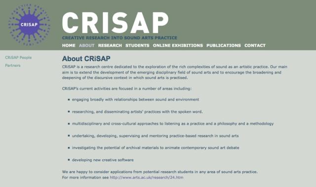 crisap