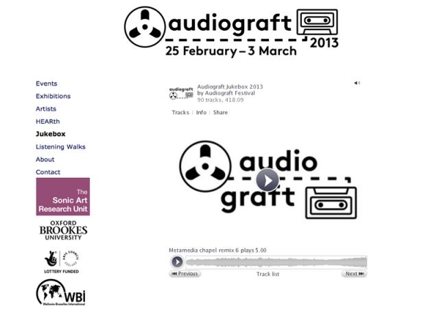 audiograft