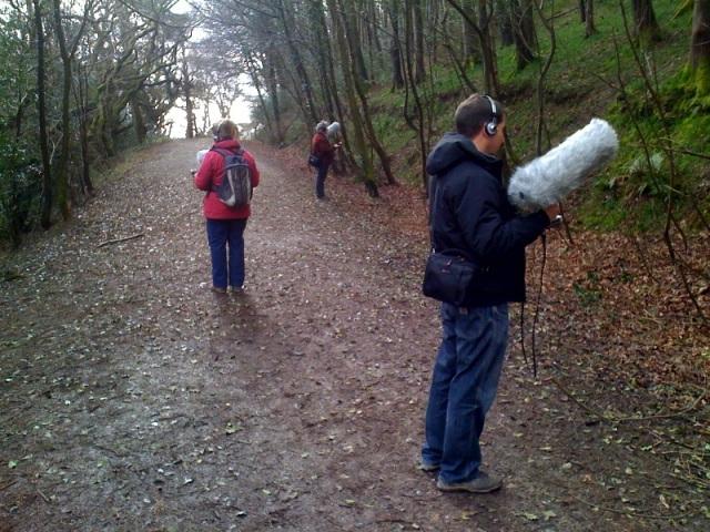 langdon wood walk