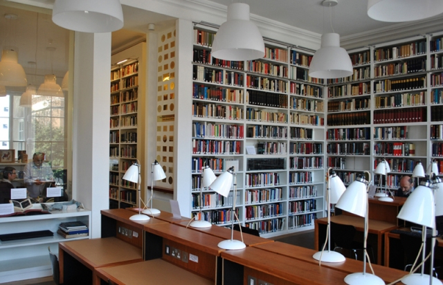 Wolfson-reading-Room