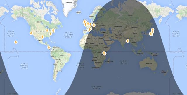 Locus sonus map