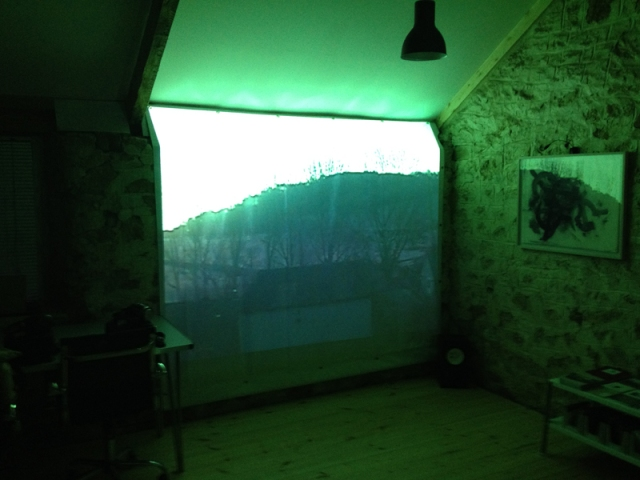 Live Projection
